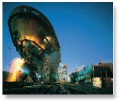 Industries-Shipbuilding